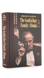 Taschen the godfather family album book